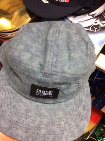 Filmbot 5 Panel Hat Slight Dye