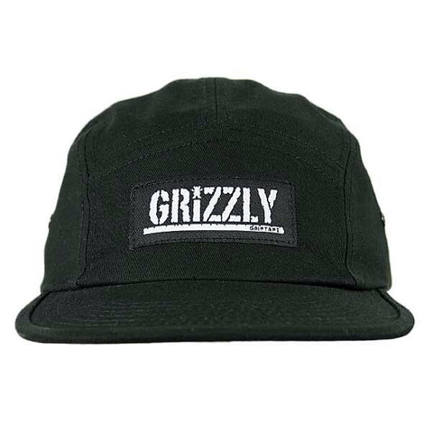 Grizzly 5 Panel Hat