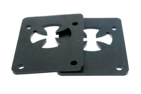 Independent Shock Riser Pads