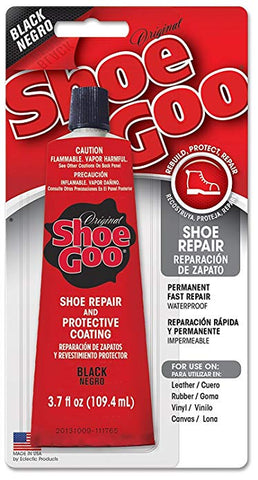 Shoe Goo Black BIG 3.7 fl 0z (109.4ml)