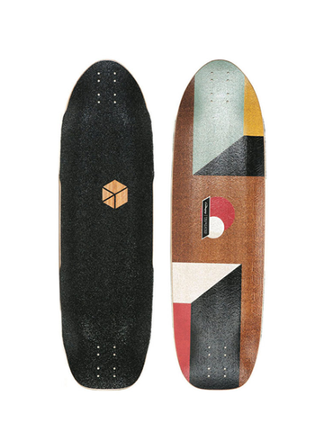 Loaded Truncated Tesseract Deck 33""