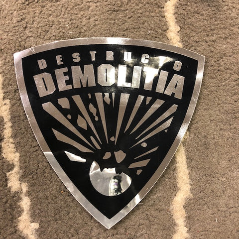Destructo Sticker 27