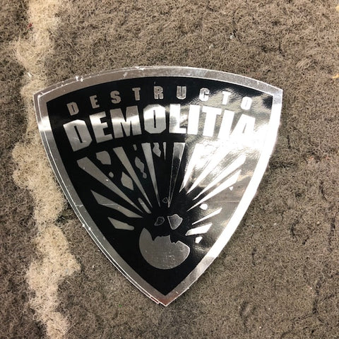 Destructo Sticker 20