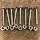 418 Stainless Steel Hardware