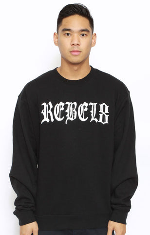 Rebel 8 Champion Crewneck