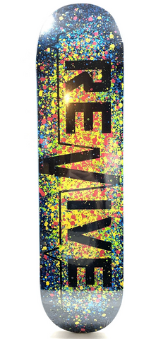 Revive Skateboards Team Splatter 3.0 Deck