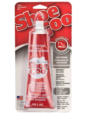 Shoe Goo Clear Small 1.0 fl 0z (29.5ml)
