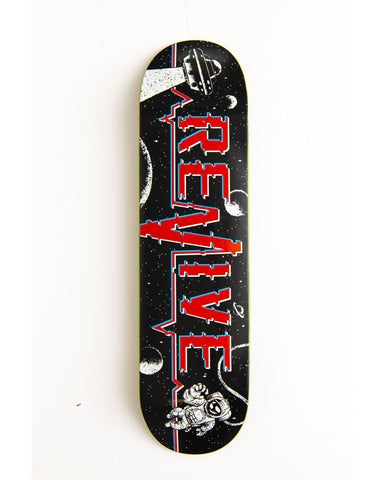 Revive Skateboards Space Lifeline 3.0 Deck