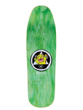 Welcome Brian Lotti Wild Thing on Gaia Deck - White/Various Stains 9.6""
