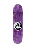 Welcome Mothman on Bunyip Various Stains Deck 8.0""
