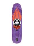 Welcome Nora Vasconcellos Peregrine on Wicked Princess - Coral - Deck 8.125""