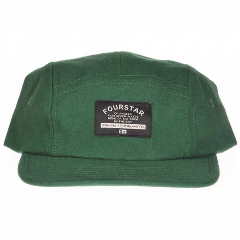 Fourstar Lucas Hat 5 Panel Sycamore