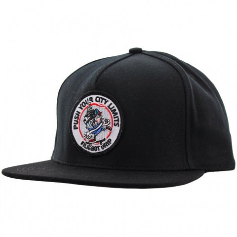 Filmbot Push Your City Limits Snapback Hat