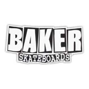 Baker Sticker