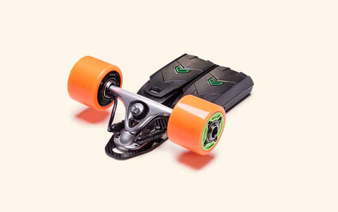 Electric Skateboard : Unlimited X Loaded Cruiser Kit