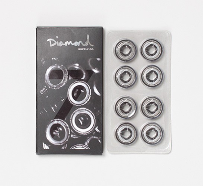 Diamond Supply Co Rings Hella Fast ABEC 7 Bearings
