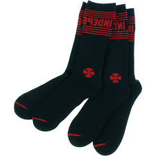 Independent Tactic Socks - Black