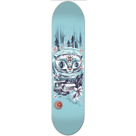 Foundation Spencer Wood Wraith Deck 8.375""