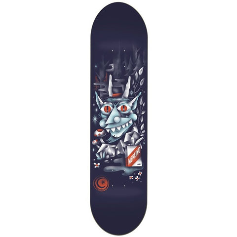 Foundation Merlino Wood Wraith Deck 8""