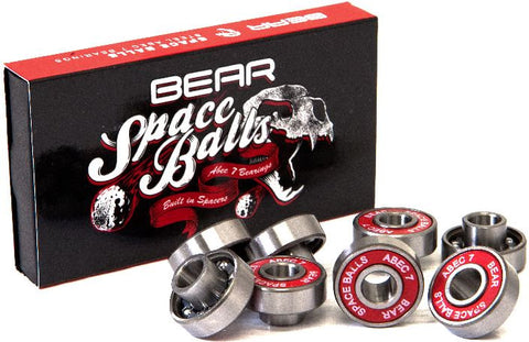 Bear Space Balls Abec 7 Bearings