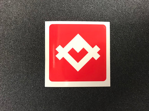 LBL Logo Sticker