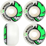 Spitfire Wheels Big Head 53mm 99a Green