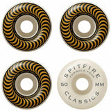 Spitfire Wheels Formula 4 Classic Bronze 101a 50mm