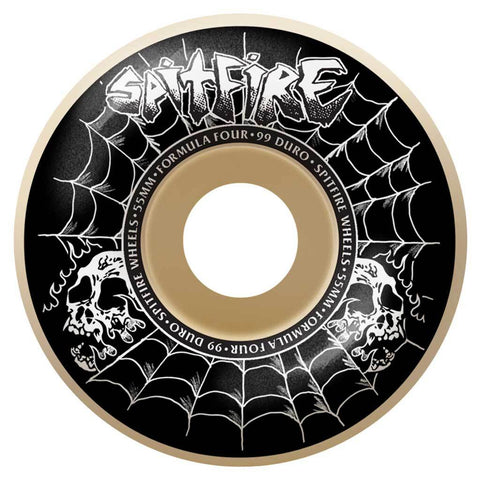 Spitfire Wheels Formula Four Lotties 99a 53mm