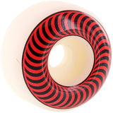 Spitfire Wheels Classics Red 51mm 99du