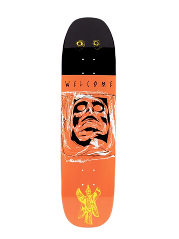 Welcome Pazuzu on Son of Moontrimmer Deck - Paprika 8.25""