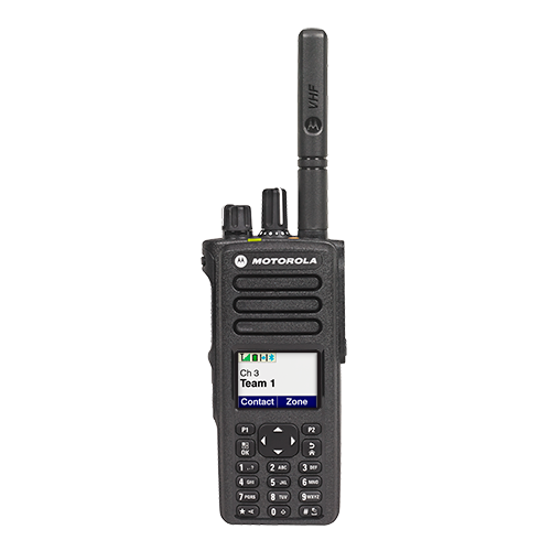 XPR7550 walkie-talkie rental