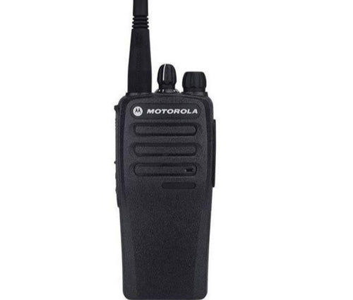 Motorola set radios for short range communications