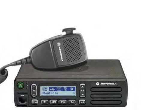 High-Power Mobile / Base Radio