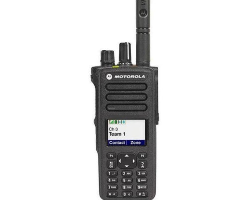 Long range Motorola radio trunking and digital rental with repeater airtime