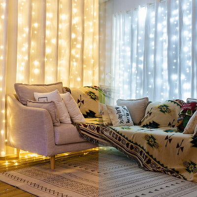 LED String Lights with Remote