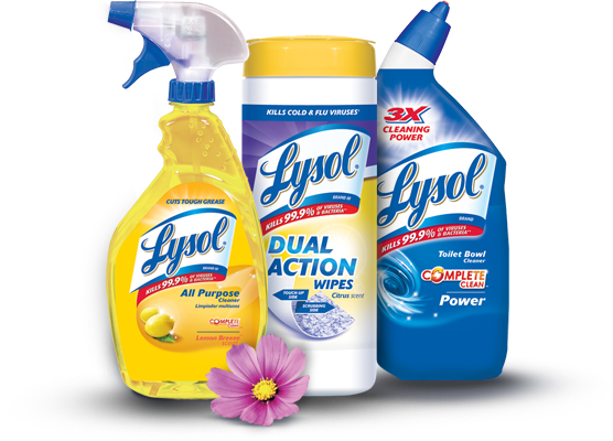 Disinfecting / Cleaning Spray