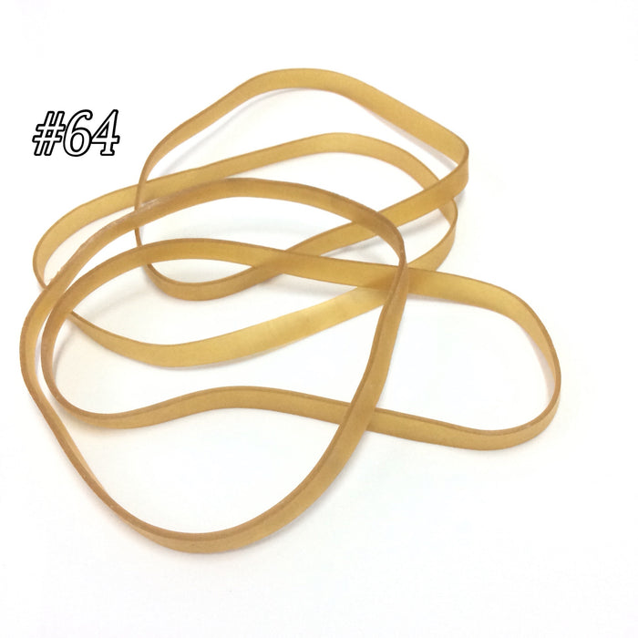 "Rubber Band 64"" 40/1/4#"