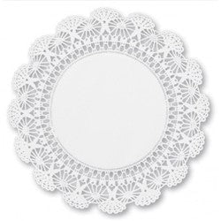 "Doilies 8"" 6/1000 - P3, Paper Plastic Products Inc."