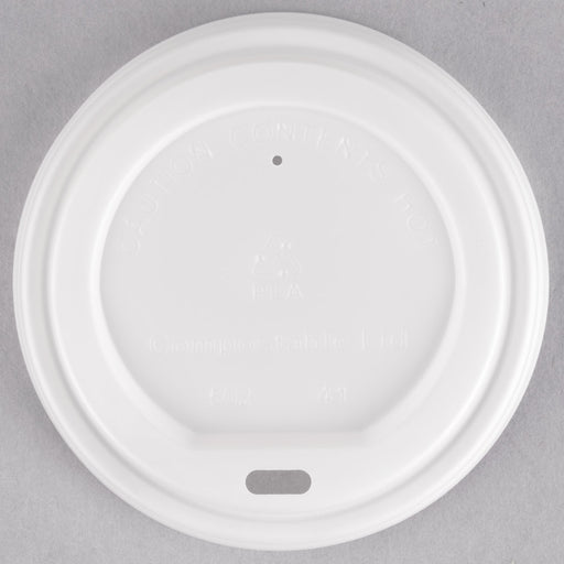 Solol lids 8oz (RES) Lid 20/50 - P3, Paper Plastic Products Inc.