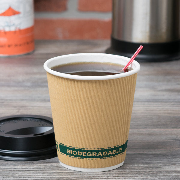 Paper Cup 10oz Eco Choic  20/50 - P3, Paper Plastic Products Inc.