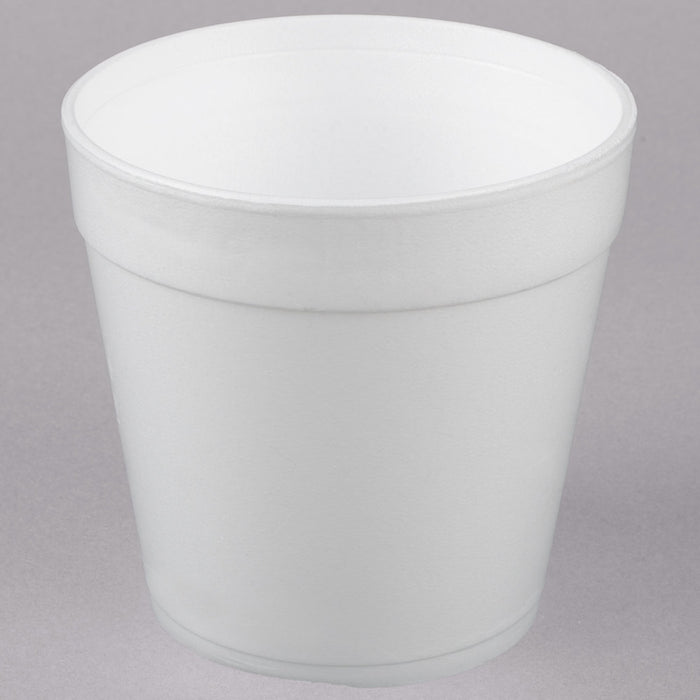 Soup Bowl Foam 32oz 20/25 - P3, Paper Plastic Products Inc.