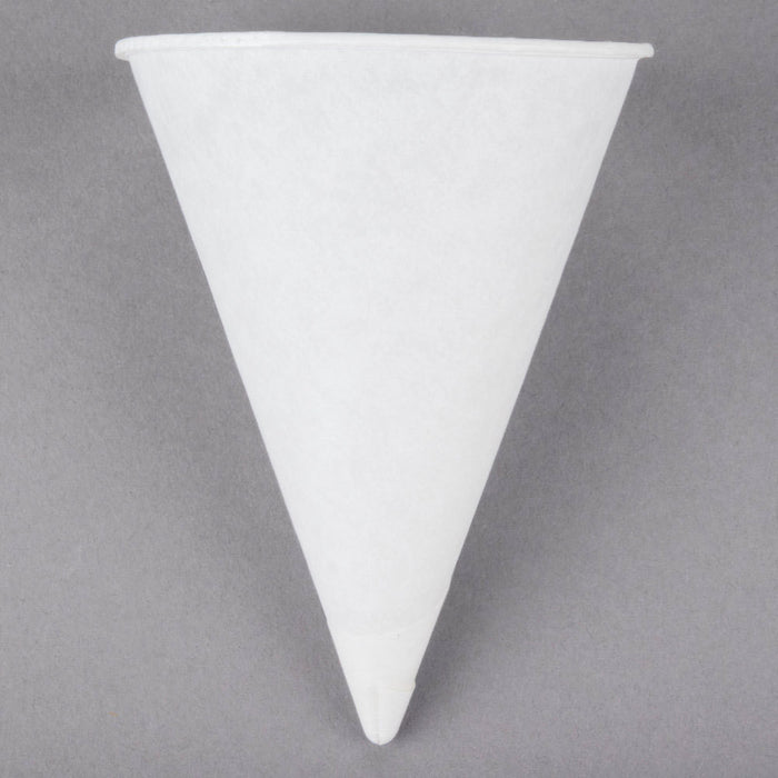 Cone Paper Cup 4.5oz GP 25/200 - P3, Paper Plastic Products Inc.