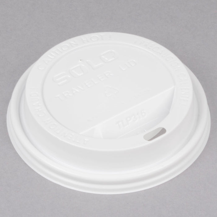Solo Lid 16oz 10/100 - P3, Paper Plastic Products Inc.
