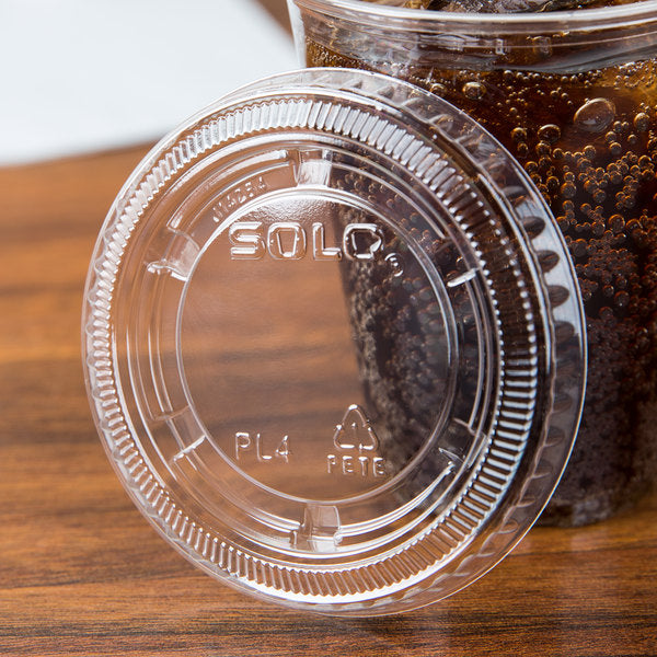 4oz Souffle Lids 20/125 - P3, Paper Plastic Products Inc.