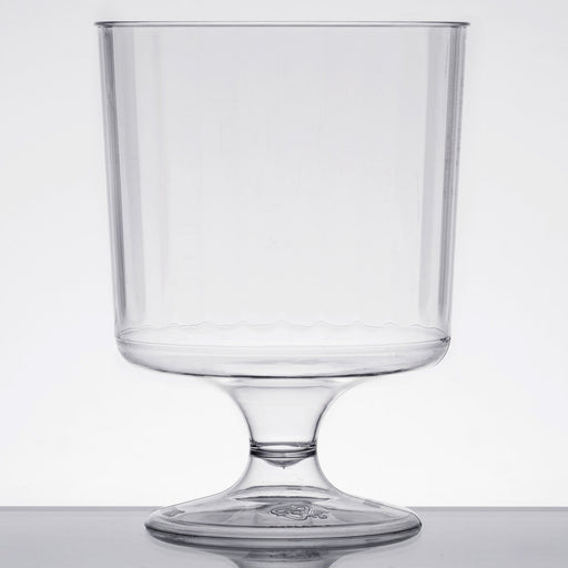 Wine Glass 8oz  24/10 - P3, Paper Plastic Products Inc.