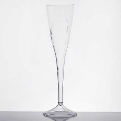 Champagne Glass 5oz 10/10 - P3, Paper Plastic Products Inc.