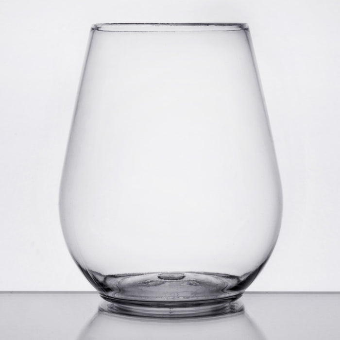 Wine Glass 4oz Goblet 8/8 - P3, Paper Plastic Products Inc.