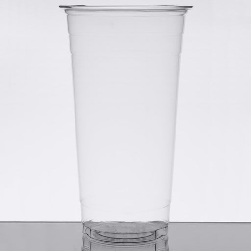 24oz P/Cups Clear DR  12/50 - P3, Paper Plastic Products Inc.