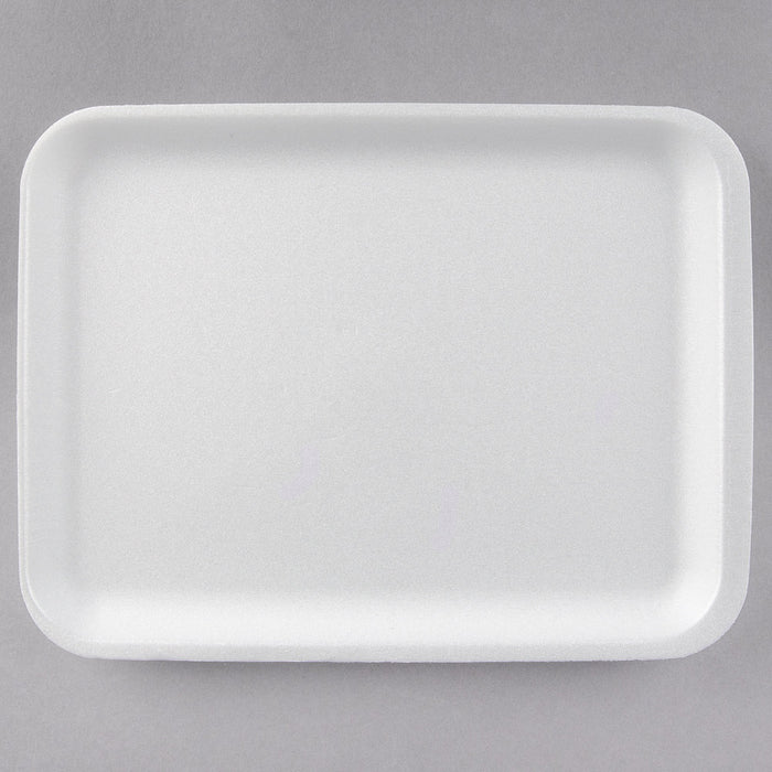 6x6 Genpak Tray 10/50 - P3, Paper Plastic Products Inc.