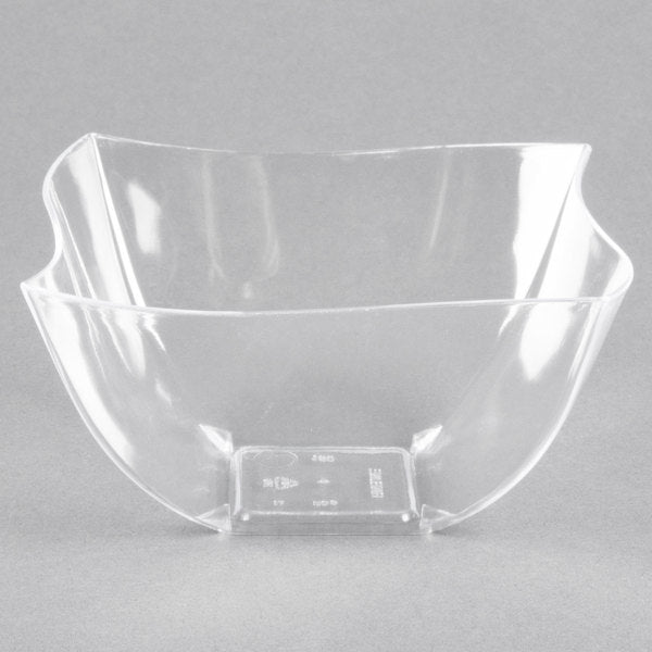 Lid 8 oz. Clear Bowl - 1/100 - P3, Paper Plastic Products Inc.